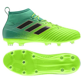 adidas  ACE  17.2 PrimeMesh FG Soccer Shoes (Solar Green)
