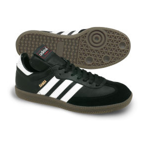 Adidas Samba K Indoor Soccer Shoes (Kangaroo)