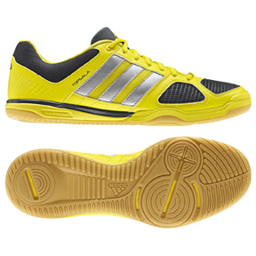 adidas Top Sala X Indoor Soccer Shoes (Lemon Peel)