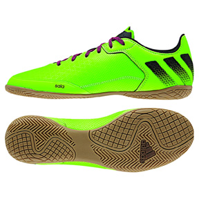 adidas ACE 16.3 CT Indoor Soccer Shoes (Green/Black)