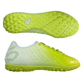 adidas FreeFootball X-ITE Turf Soccer Shoes (Bahia Glow)