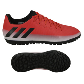 adidas  Lionel Messi    16.3 Turf Soccer Shoes (Red Limit Pack)