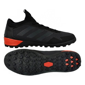 adidas  ACE  Tango 17.2 Turf Soccer Shoes (Core Black/Shale)