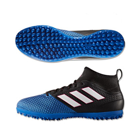 adidas  ACE  17.3 PrimeMesh Turf Soccer Shoes (Blue Blast)