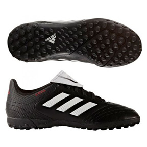 adidas Youth Copa 17.4 Turf (Black/White)