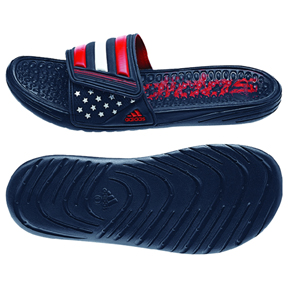adidas USA Retrossage Soccer Sandal / Slide