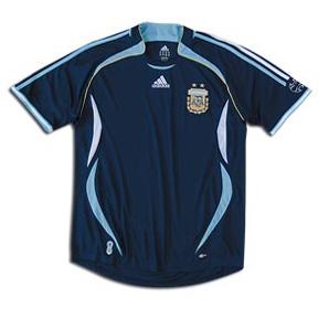 Argentina Soccer Jersey 2006
