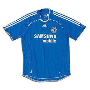 adidas Chelsea Soccer Jersey (Home 2006/07)