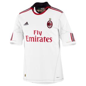 adidas AC Milan Soccer Jersey (Away 2010/11)