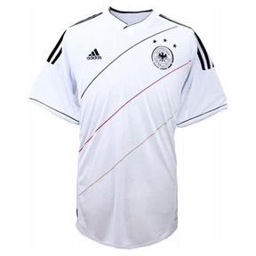 adidas Youth Germany Soccer Jersey (Home 2012/13)