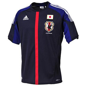 adidas  Japan Soccer Jersey (Home 2012/13)