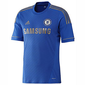 adidas Youth Chelsea Soccer Jersey (Home 2012/13)