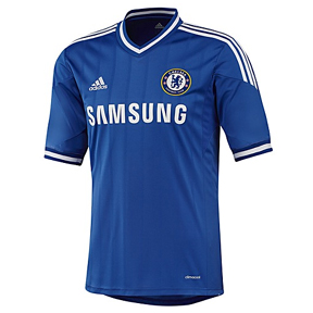 adidas Youth Chelsea Soccer Jersey (Home 13/14)