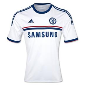 adidas Chelsea Soccer Jersey (Away 2013/14)