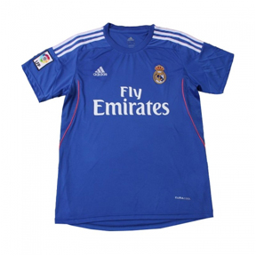 adidas Real Madrid Soccer Jersey (Away 2013/14)