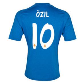 adidas Real Madrid Ozil #10 Soccer Jersey (Away 2013/14)