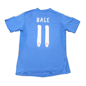 adidas  Real Madrid Bale #11 Soccer Jersey (Away 2013/14)