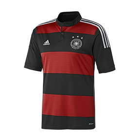 adidas Youth Germany Soccer Jersey (Away 14/15)