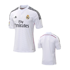 adidas Real Madrid Soccer Jersey (Home 2014/15)