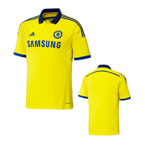 adidas Chelsea Soccer Jersey (Away 2014/15)