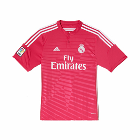 adidas Real Madrid Soccer Jersey (Away 14/15)