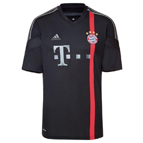 adidas  Bayern Munich  Soccer Jersey (Alternate 2014/15)