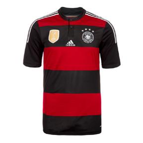 adidas  Germany  4 Star Champions Soccer Jersey (Away)