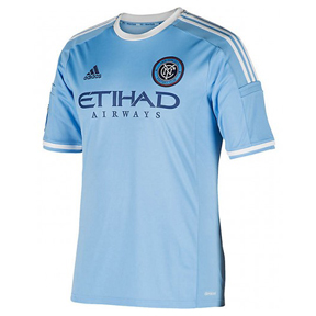 adidas NYCFC Soccer Jersey (Home 2016/17)