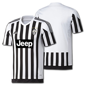 adidas Juventus Soccer Jersey (Home 2015/16)