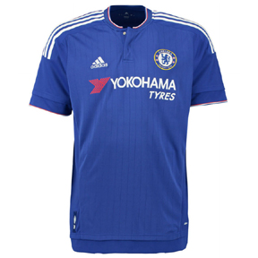 adidas Chelsea Soccer Jersey (Home 2015/16)