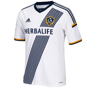 adidas Los Angeles Galaxy Soccer Jersey (Home 2015/16)