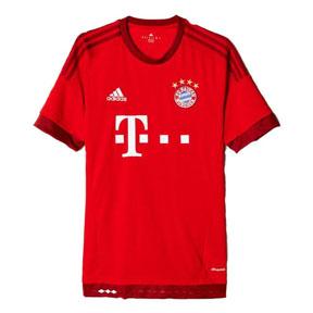 adidas Youth Bayern Munich Soccer Jersey (Home 2015/16)