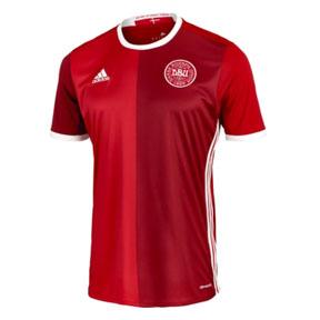 adidas  Denmark  Soccer Jersey (Home 2015/16)