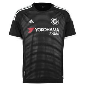 adidas Chelsea Soccer Jersey (Alternate 2015/16)