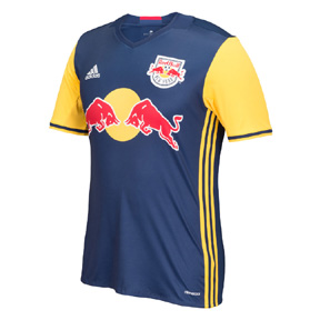 adidas Youth NY Red Bulls Soccer Jersey (Away 16/17)