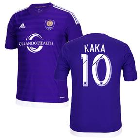 adidas  Orlando City Kaka #10 Soccer Jersey (Home 2016/17)