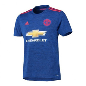 adidas Youth Manchester United Soccer Jersey (Away 16/17)