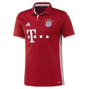 adidas  Bayern Munich  Soccer Jersey (Home 2016/17)