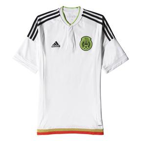 adidas  Mexico  Soccer Jersey (Away 2016/17)