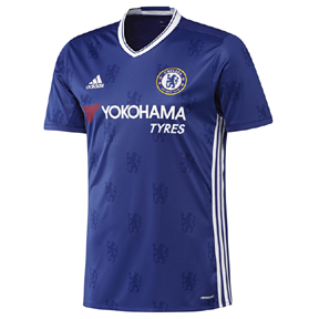 adidas Youth  Chelsea  Soccer Jersey (Home 2016/17)