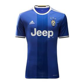 adidas  Juventus  Soccer Jersey (Away 2016/17)