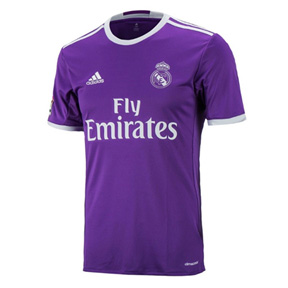 adidas Youth   Real Madrid  Soccer Jersey (Away 2016/17)