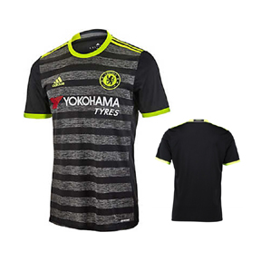 adidas Youth  Chelsea   Soccer Jersey (Away 2016/17)