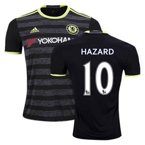 adidas  Chelsea  Hazard #10 Soccer Jersey (Away 2016/17)