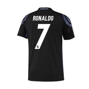 adidas Youth   Real Madrid  Cristiano Ronaldo #7 Jersey (3rd - 16/17)