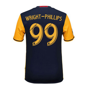 adidas Youth  NY Red Bulls  Wright-Phillips #99 Jersey (Away 16/17)