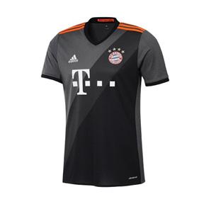 adidas  Bayern Munich  Soccer Jersey (Away 2016/17)