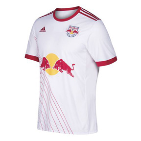 adidas  NY Red Bulls   Soccer Jersey (Home 17/18)