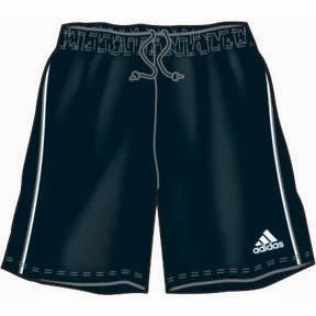 adidas Trussi Soccer Short