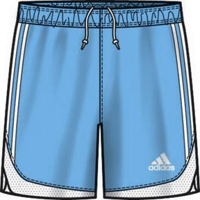 adidas Aquilla Soccer Short